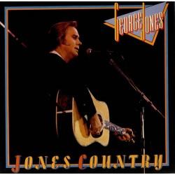 GEORGE JONES - Jones Country LP