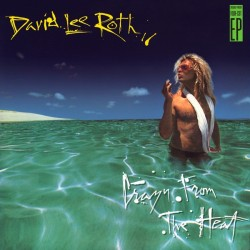 """DAVID LEE ROTH - Crazy From The Heat  12"""""""