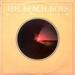 BEACH BOYS - M.I.U. Album LP