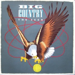 BIG COUNTRY - The Seer LP