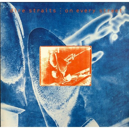 DIRE STRAITS - On Every Street LP