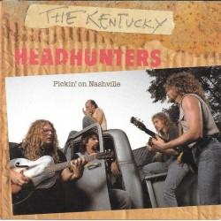 KENTUCKY HEADHUNTERS - Pickin' In Nashville LP