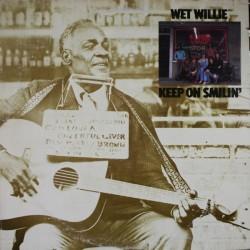 WET WILLIE - Keep On Smilin' LP