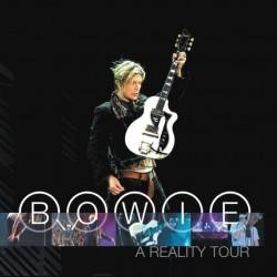 DAVID BOWIE - A Reality Tour TRIPLE LP BOX