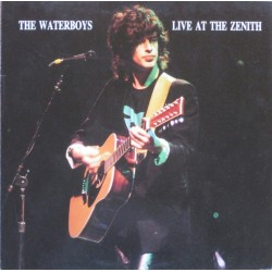  WATERBOYS - Live At The Zenith LP