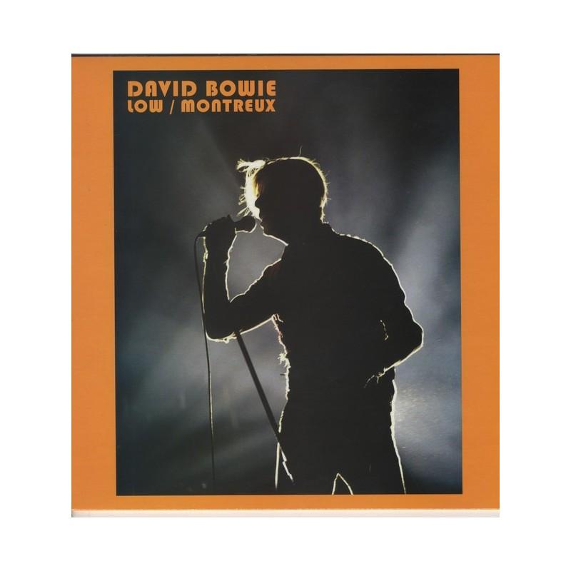DAVID BOWIE - Low Montreaux LP