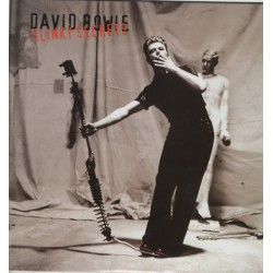 DAVID BOWIE - Slinky Secrets LP