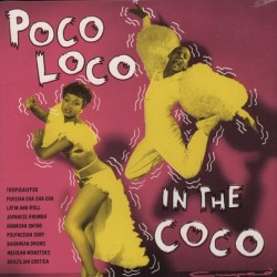 VARIOS - Poco Loco In The Coco LP