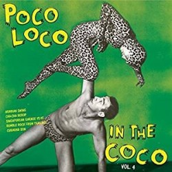 VARIOS - Poco Loco In The Coco, Vol.4 LP