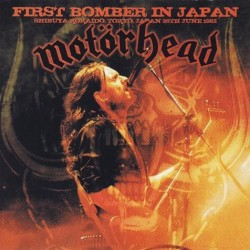 MOTORHEAD ‎– First Bomber In Japan LP