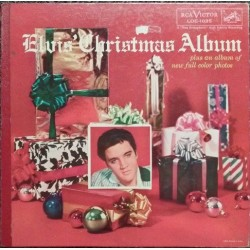 ‎ ‎‎ELVIS PRESLEY - Christmas Album LP