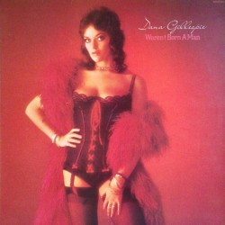 DANA GILLESPIE - Weren't Born A Man LP