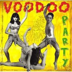 VARIOS - Voodoo Party LP
