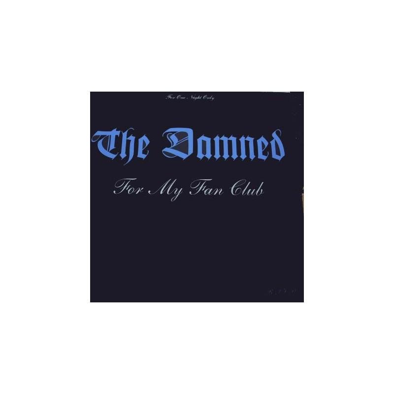 THE DAMNED - Star Spangled Punks LP