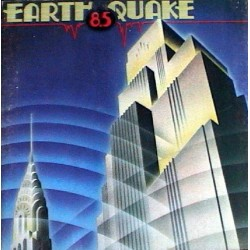 EARTH QUAKE - 8.5  LP