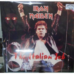 IRON MAIDEN - The Italian Job LP