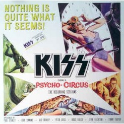 KISS - Nothing Is Quite What It Seems LP