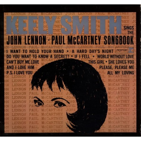 KEELY SMITH - Sings The John Lennon - Paul McCartney Songbook LP