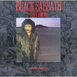 BLACK SABBATH FT. TONY LOMMI ‎– Seventh Star LP