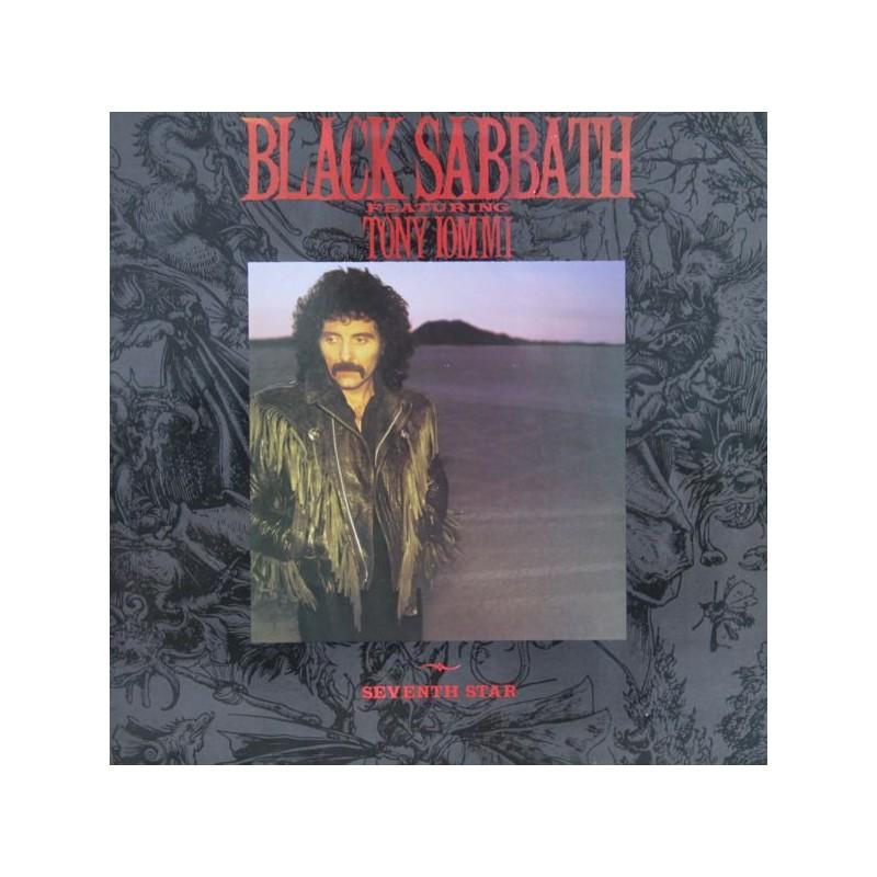BLACK SABBATH FT. TONY LOMMI – Seventh Star LP