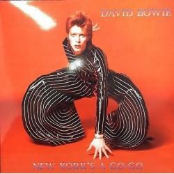 DAVID BOWIE - New York's A Go-Go LP