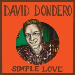 DAVID DONDERO - Simple Love LP