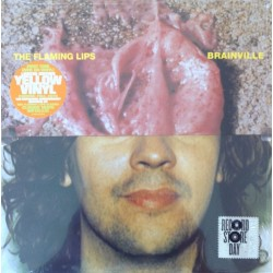 """FLAMING LIPS - Brainville 10"""""""