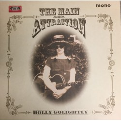 HOLLY GOLIGHTLY - The Main Attraction LP