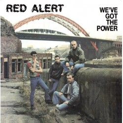 RED ALERT - We've Got The Power LP
