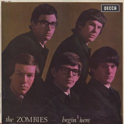 ZOMBIES - Begin Here LP