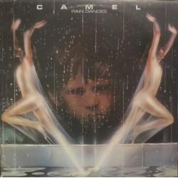CAMEL - Rain Dances LP