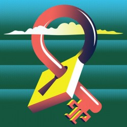 TEMPLES - Volcano  LP