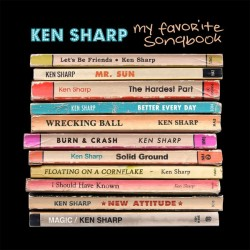 KEN SHARP -My Favorite Songbook LP