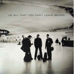 U2 - All That You Can Leave Behind LP Picture Disc