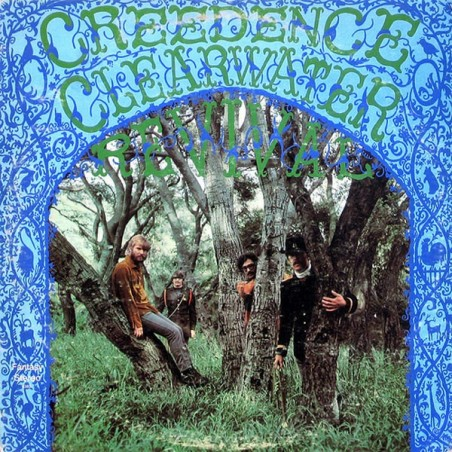 CREEDENCE CLEARWATER REVIVAL - Creedence Clearwater Revival LP