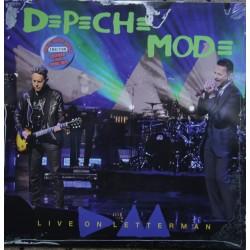 DEPECHE MODE - Live On Letterman LP