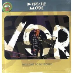 DEPECHE MODE - Welcome To My World, Bilbao 2013 LP