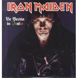 IRON MAIDEN ‎– La Bestia In Italia LP