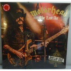 MOTORHEAD - The Last Ace : Berlin 2015 LP