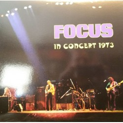FOCUS - In Concert 1973 LP