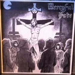 MERCYFUL FATE - Mercyful Fate M-LP