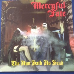 MERCYFUL FATE - The Nun Hath No Head LP