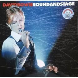  DAVID BOWIE - Soundandstage LP