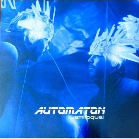"JAMIROQUAI - Automaton 10"""