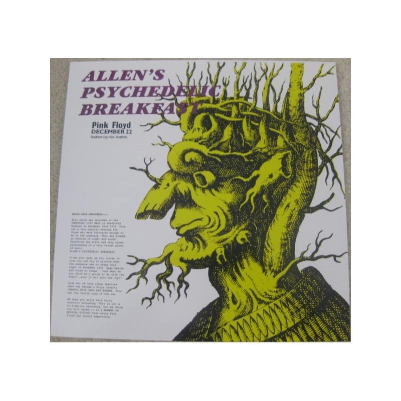 PINK FLOYD – Allen's Psychedelic Breakfast LP