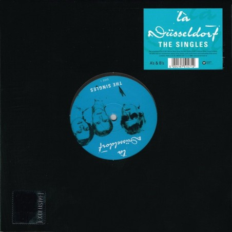 LA DÜSSELDORF - The Singles 10""
