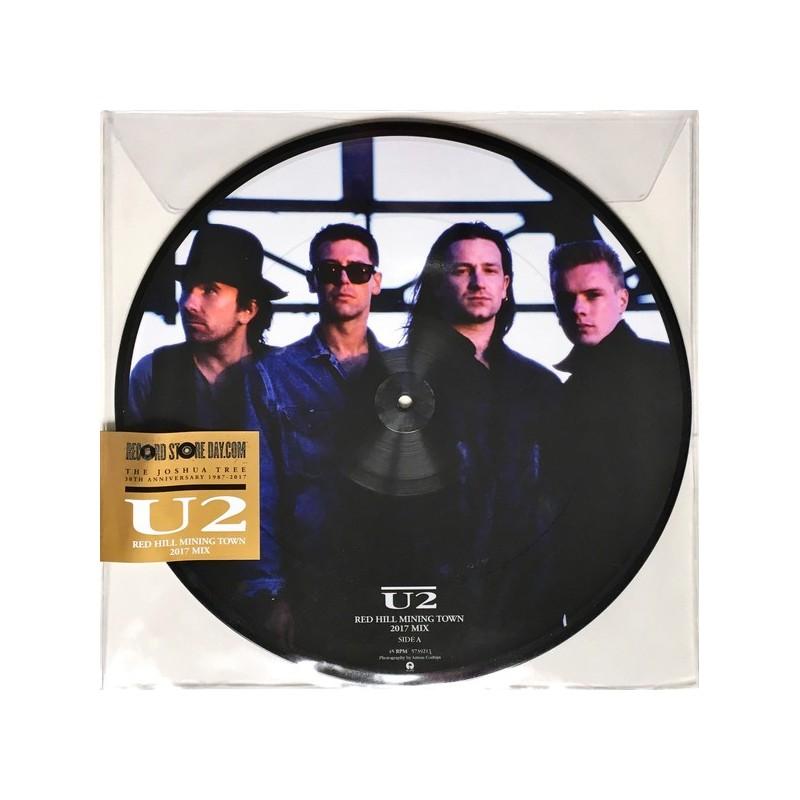 """U2 - Red Hill Mining Town 12"""""""