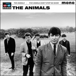 THE ANIMALS - Five Animals Don't Stop No Show LP