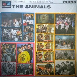 THE ANIMALS - We Gotta Get Out Of This Place (The Animals Radio & TV Sessions 1965) LP