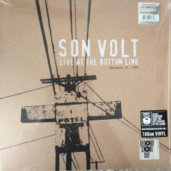 SON VOLT - Live At The Bottom Line, 1996 LP